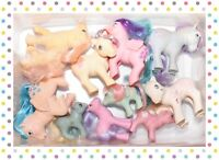 ❤️My Little Pony MLP G1 Vtg Custom Bait TLC Mixed Lot 10 Ponies Baby Pockets❤️