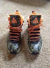 Nike Zoom Meriwether ACG Foamposite Camo Boots Mens Size 7