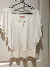 Women's Wish Batwing Sleeve Style Blouse Size 12