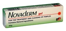 DAN Pharm NovaDerm Acne Treatment Gel. For the treatment and clearing of pimples