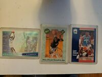 1991 Larry Johnson Rookie Card Lot Charlotte Hornets