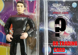 Wes Crusher Playmates Figure Star Trek TNG Famous Wil Wheaton on Big Bang Theory