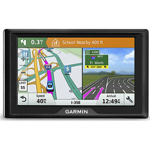 Garmin Drive 51 LM GPS Navigator with Driver Alerts - USA