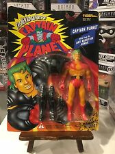 Captain Planet Anti Radiation Armor Mint In Package Figure Tiger Electronics