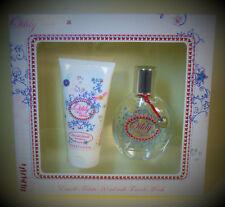 Oilily Blue Sparkle Eau de Toilette 50 ml + Gesichtsmaske im Geschenkset