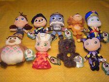 Legends of Oz Dorothy's Return Plush Dolls Complete set of 9