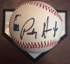 Padraig Harrington Autograph Signed Baseball Jsa Certified British Open Champ
