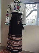 Ukrainian Handmade Embroidered Vyshyvanka Vintage