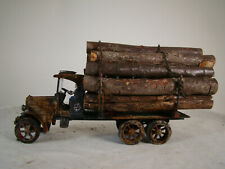 Beautiful O scale or On30 scale Logging Truck - custom weathered - Lot 7