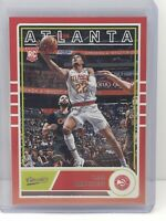 2019-20 Panini Chronicles Classics #655 Cam Reddish RC Rookie Atlanta Hawks