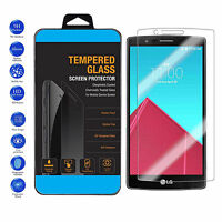 9H ULTRA CLEAR TEMPER GLASS SCREEN PROTECTOR FOR LG G4 USA