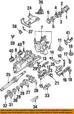 FORD OEM Steering Column-Intermediate Shaft F2TZ3B676B