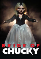 *** NEW MODEL 2019 *** Life Size TIFFANY PROP Bride of Chucky TNG Doll Replica !
