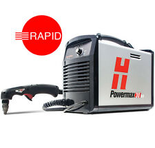 Hypertherm Powermax 30 Air Plasma Cutter with Built-In Compressor 110/230v CE
