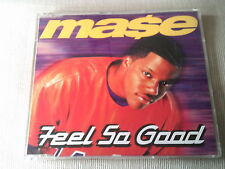 MASE - FEEL SO GOOD - R&B CD SINGLE