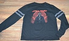 Darth Vader Long Sleeve Shirt Size Large Officially Licensed Merchandise