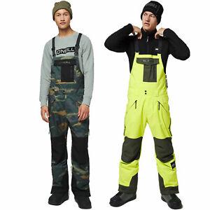 O/'Neill Girl/'s Bib Waterproof Insulated Ski and Snowboard Bib Pant