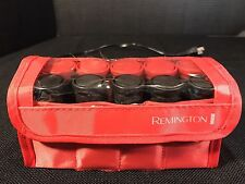 Remington Hot Rollers Curlers Hair Care Styling Travel case