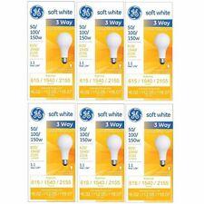 GE Lighting Soft White 3-way 97494 50/100/150-Watt, 2155-Lumen A21 Light Bulb...