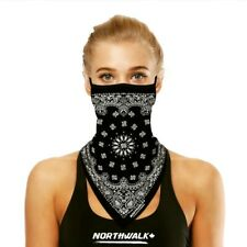 Face Mask Biker Neck Tube Scarf Snood Balaclava Ski Cycling Bike Bandana