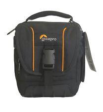 Lowepro LP36864-0WW Adventura SH 120 II Camera Shoulder Bag Black/Noir BRAND NEW