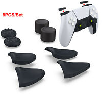 For PS4 PS5 Controller Joystick Grips Thumb Stick Cap Cover Extender Accessories