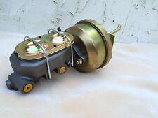 55 56 57 Chevy Belair 150 210 power brake booster master cylinder