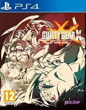Guilty Gear XRD Revelator PlayStation 4 Ps4 Game