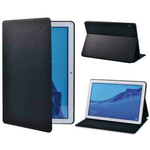 FOLIO LEATHER STAND Cover CASE For Apple Amazon SAMSUNG HUAWEI Tablet + Pen