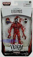 Carnage Marvel Legends Venompool BAF Series