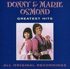 Donny Osmond, Donny - Best of Donny & Marie Osmond [New CD] Manufa