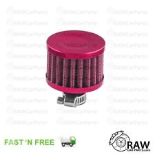 Red Engine Breather Gauze Filter for Toyota Starlet GT Turbo / Glanza EP 82 91