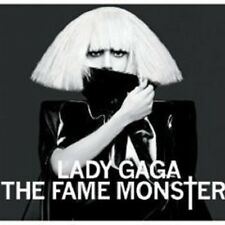 "LADY GAGA ""THE FAME MONSTER"" 2 CD DELUXE EDITION NEU"