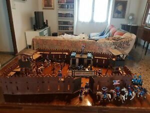 Fort Randall XL Playmobil Western Set Completo