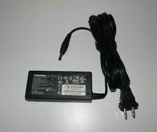 GENUINE/ORIGINAL Toshiba AC Adapter 19V 3.42A PA3917U-1ACA (F45-13)