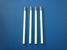 Easy Grip Jumbo Pencils with Eraser HB pack of 4