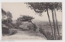 """CPA """" MANDELIEU - Les Termes - Vue sur Cannes  **** A Voir ****"""