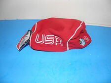 2006 Winter Olympic Games Torino Italy USA Logo Beret Size S/M (NWT)
