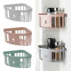 Triangular-Shower Organizer Rack Bathroom Corner Bath Storage-Holder Caddy Shelf