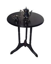 Beistelltisch Nachttisch Konsole Wohnzimmer Tisch Mod.T158 Massiv Braun rustikal