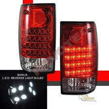 89-95 Toyota Pickup Red LED Tail Lights Lamps w LED Reverse 90 91 92 93 94