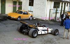 Pedro Rodriguez Yardley BRM P153 ganador belga Grand Prix 1970 fotografía 2