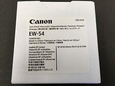 Canon Lens Hood EW-54 L-HOODEW54 6319B001 EF-M 18-55mm F3.5-5.6 IS STM JAPAN