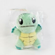 """Tomy Pocket Monsters Pokemon 6"""" Squirtle Plush Vintage NEW"""