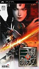 Used PSP Shin Sangoku Musou / Dynasty Warriors SONY PLAYSTATION JAPAN IMPORT