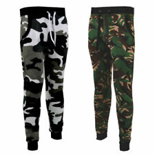 Jogger Black Trousers for Men