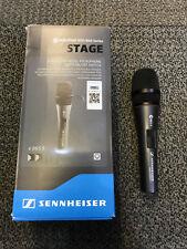 Sennheiser e865S Super-Cardioid Gesang Mikrofon mit Schalter
