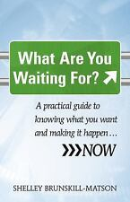 What Are You Waiting For?: A practical guide to knowing what you want and making