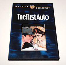 The First Auto (DVD, 1928 Silent Film) Warner Archive Collection