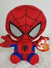 TY Beanie Baby SPIDER-MAN (Marvel) Plush Stuffed Animal Toy